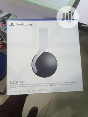Playstation 5 Headset | Headphones for sale in Abuja (FCT) State, Wuse 2