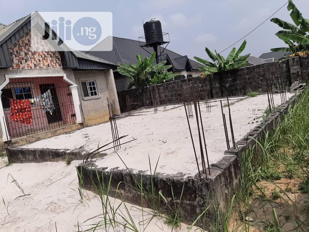 3 Flats Uncompleted Building 4 Sale at Otokutu, Warri | Houses & Apartments For Sale for sale in Warri, Delta State, Nigeria
