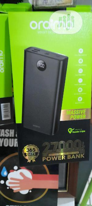 Oraimo 27000mah Power Bank | Accessories for Mobile Phones & Tablets for sale in Rivers State, Port-Harcourt