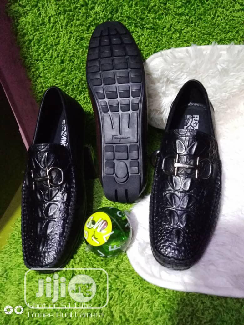 Crocodile Skin Leather Shoe for Men | Shoes for sale in Ikoyi, Lagos State, Nigeria