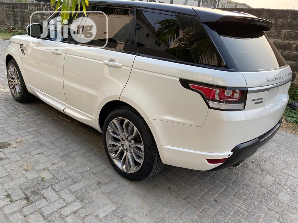 Land Rover Range Rover Sport 2014 White | Cars for sale in Lekki, Lagos State, Nigeria