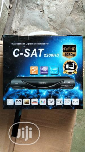 C-Sat Decoder | TV & DVD Equipment for sale in Lagos State, Ajah