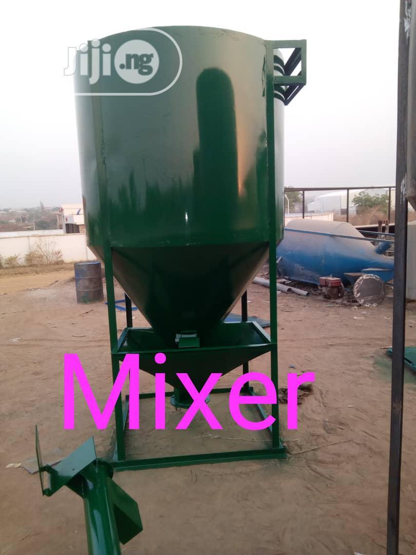 Archive: Vertical Mixer
