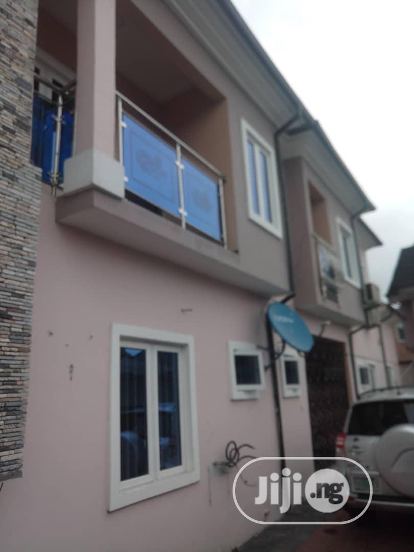 Archive: Twin Duplex of 4 Bedrooms Each in Bender Estate Warri 4 Sale