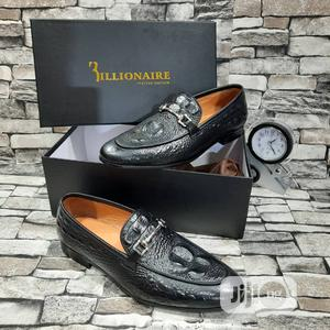 Billionaire Men Leather Loafers | Shoes for sale in Lagos State, Lagos Island (Eko)