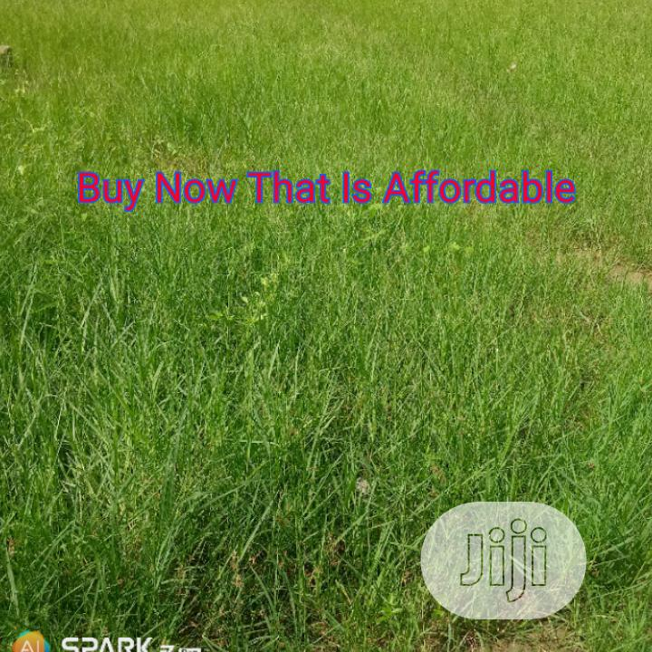 A Land for Sale at Ojo, Lagos State