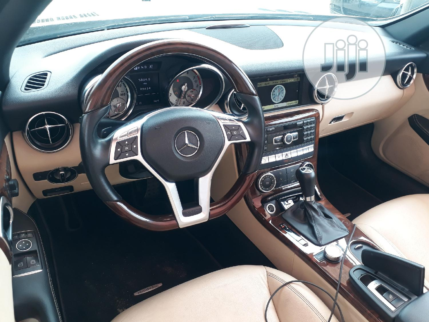 Mercedes-Benz SLK Class 2012 Gray | Cars for sale in Lekki, Lagos State, Nigeria