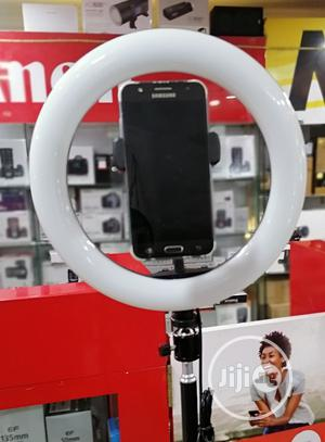 Ring Light 10 Inches With Phone Clip and Stand | Accessories & Supplies for Electronics for sale in Lagos State, Ikeja