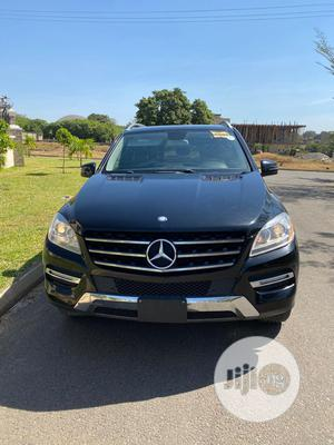 Mercedes-Benz M Class 2012 Black   Cars for sale in Abuja (FCT) State, Central Business Dis