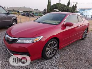Honda Accord 2015 Red | Cars for sale in Abuja (FCT) State, Apo District