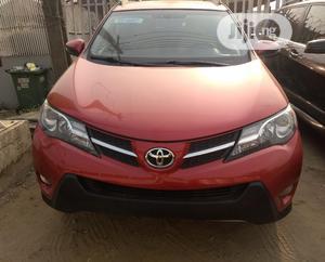 Toyota RAV4 2014 Red | Cars for sale in Lagos State, Ikeja