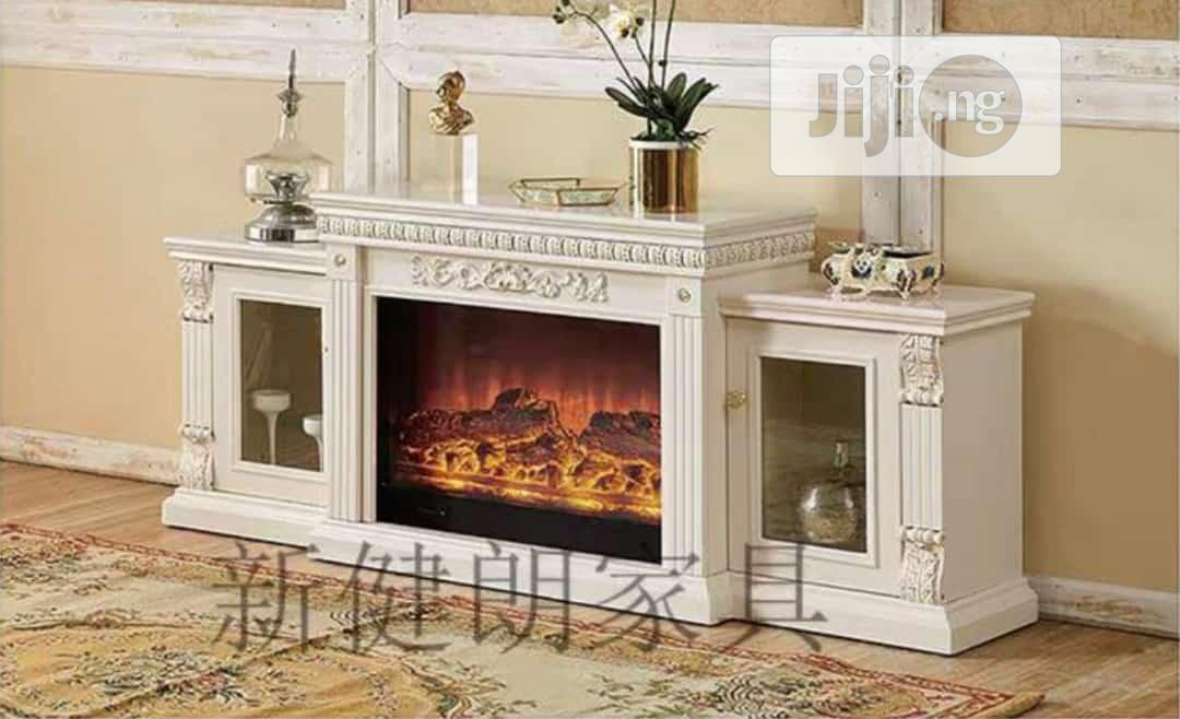 Royal Fireplace Tv Shelves
