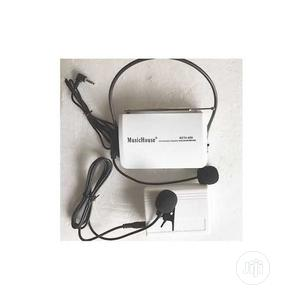 Wireless Lapel Microphone   Audio & Music Equipment for sale in Lagos State, Lagos Island (Eko)