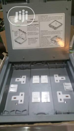 Floor Box Socket   Electrical Equipment for sale in Lagos State, Lagos Island (Eko)