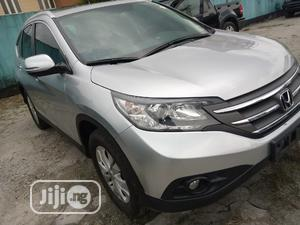 Honda CR-V 2013 Silver | Cars for sale in Rivers State, Port-Harcourt