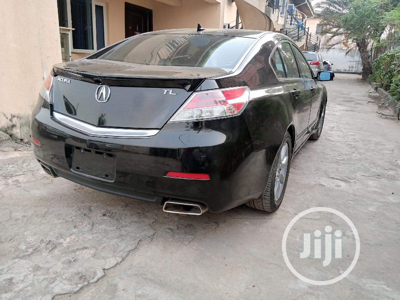 Archive: Acura TL 2012 Black