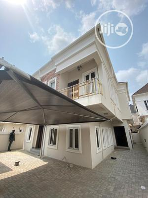 5 Bedroom Fully Detached Duplex With Bq | Houses & Apartments For Sale for sale in Lekki, Chevron
