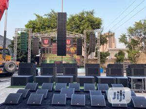 Line Array Speaker and Monitor Speaker | Audio & Music Equipment for sale in Lagos State, Surulere