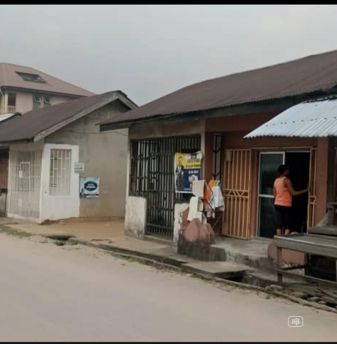 Archive: 1 and Quarter Plot of Land at Shedrack Avenue Elelenwo