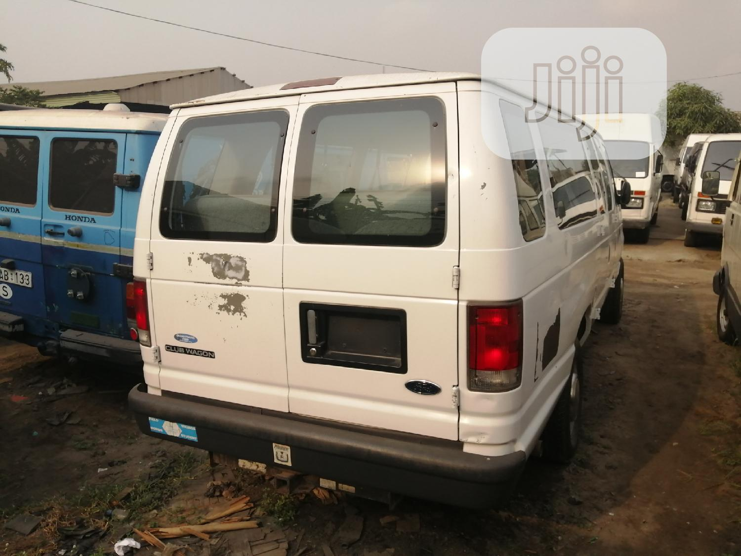 Ford E350 Long Chassis | Buses & Microbuses for sale in Apapa, Lagos State, Nigeria