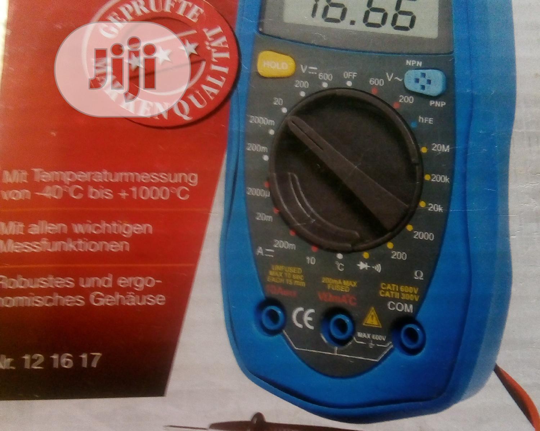 German Digital Multimeter