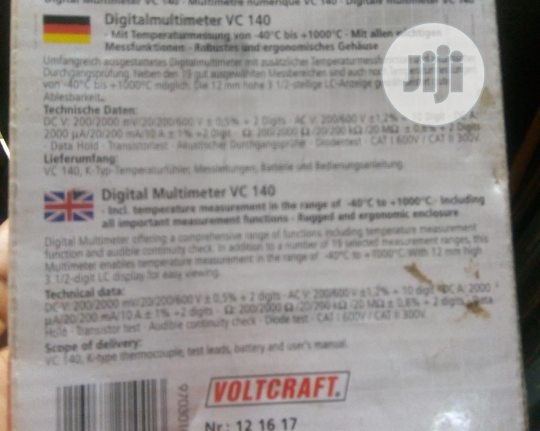 German Digital Multimeter | Measuring & Layout Tools for sale in Gbagada, Lagos State, Nigeria