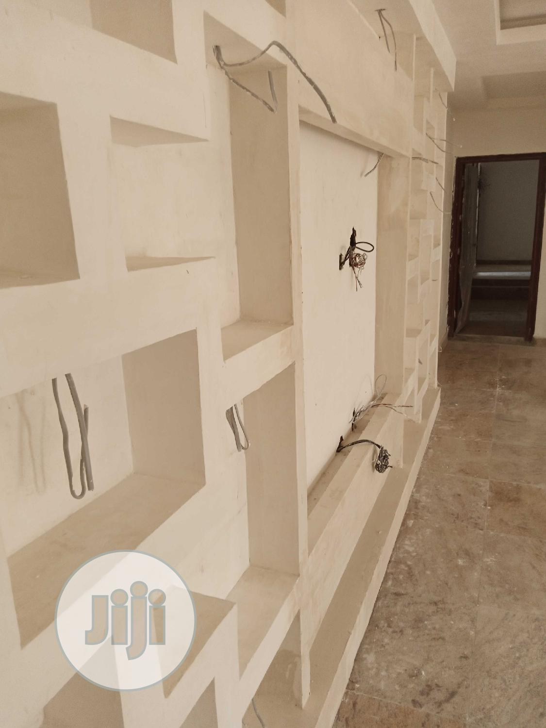 Pop Tv Wall Design | Building & Trades Services for sale in Ibadan, Oyo State, Nigeria