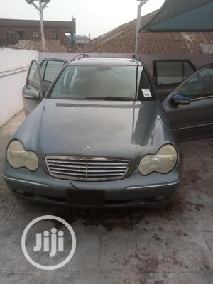 Mercedes-Benz C240 2004 Gray   Cars for sale in Lagos State, Surulere