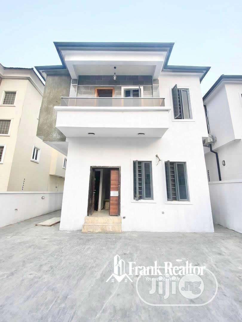 Archive: Exquisitely Finished 4 Bedroom Terrace Duplex With a Room Bq