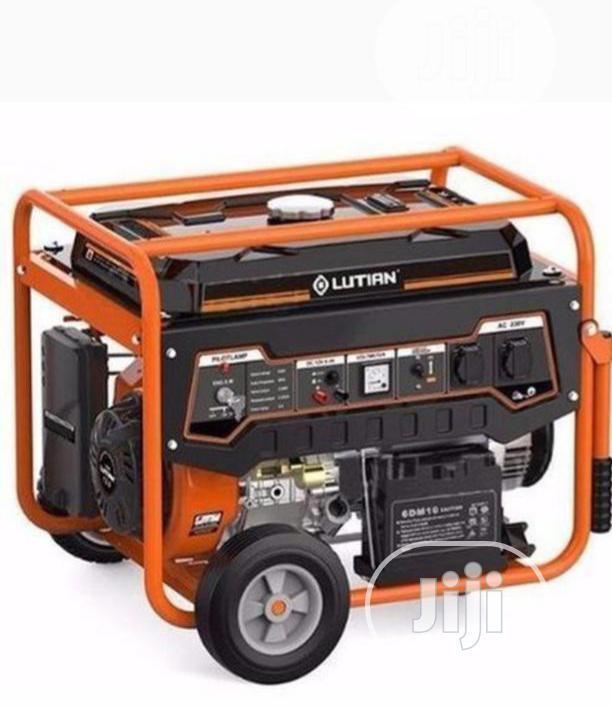 Lutian Generator LT 8000 8.1kva