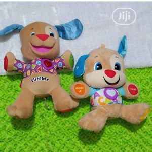 Learn and Play Musical Plush Doll   Toys for sale in Lagos State, Abule Egba