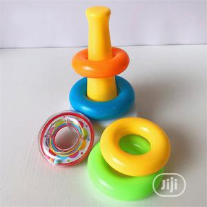 Children Stacking Ring Plastic Toy Birthday Gift Toddler   Toys for sale in Lagos State, Ikeja