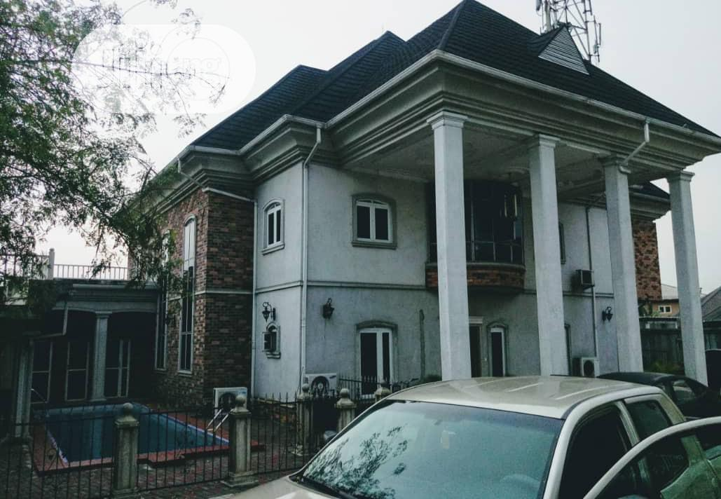 6bedroom Duplex With Swimming Pool at New Layout for Sale | Houses & Apartments For Sale for sale in Port-Harcourt, Rivers State, Nigeria