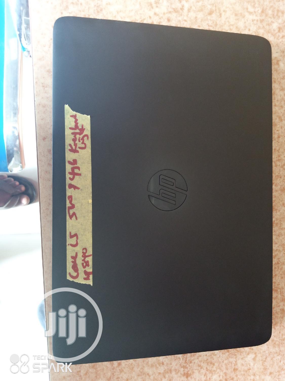 Laptop HP EliteBook 840 4GB Intel Core I5 500GB | Laptops & Computers for sale in Ikeja, Lagos State, Nigeria