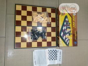 Exquisite Vogue Chess Set Game   Books & Games for sale in Lagos State, Surulere
