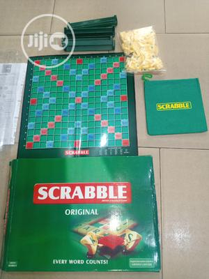 Scrabble Game   Books & Games for sale in Lagos State, Surulere