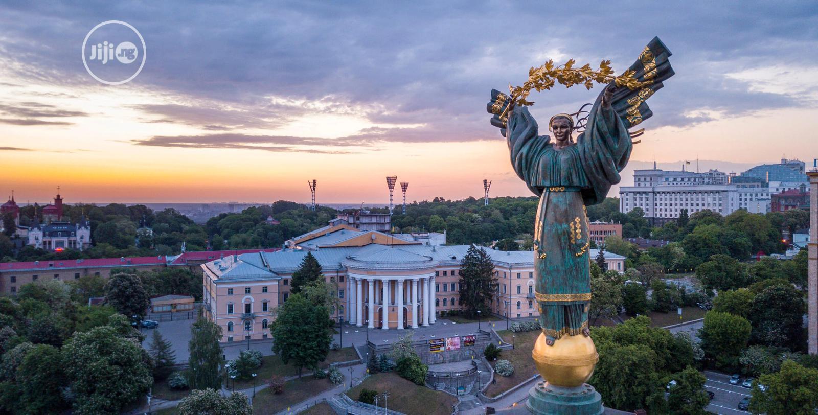 Archive: UKRAINE Visa