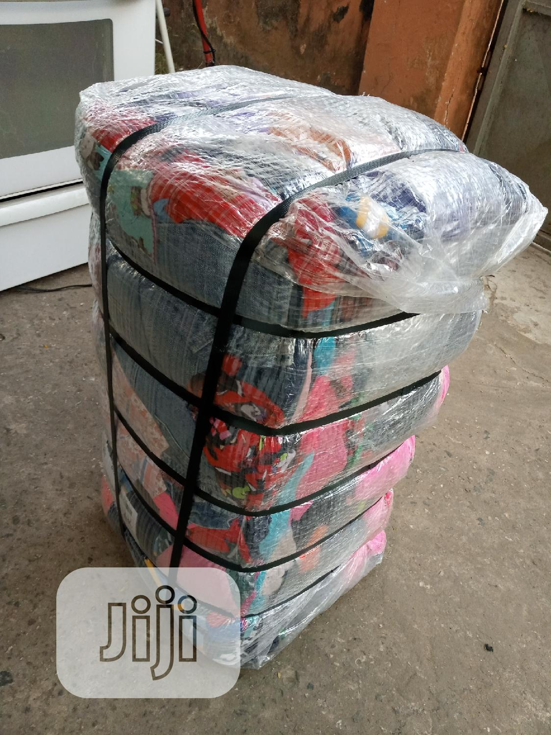 Foreign Used Children Bale Cloth