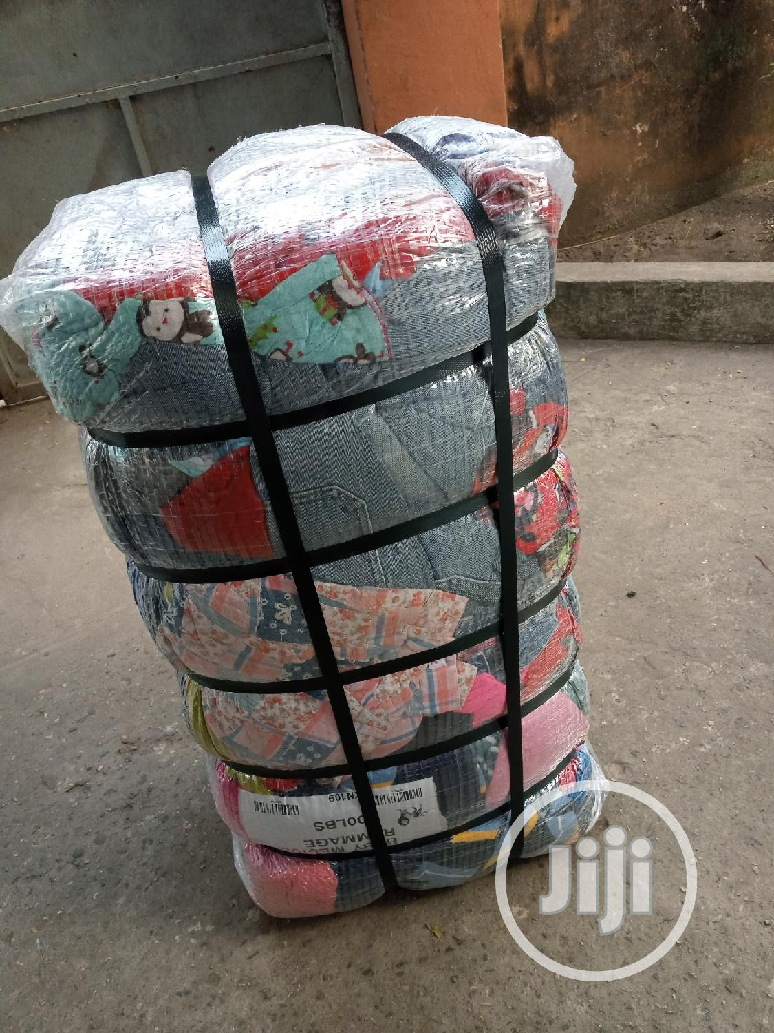 Foreign Used Children Bale Cloth | Children's Clothing for sale in Amuwo-Odofin, Lagos State, Nigeria