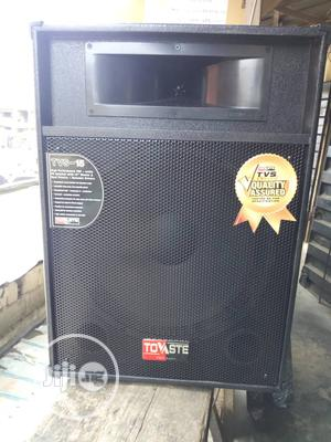 Portable Tovaste Pair of Quality Loud Speaker | Audio & Music Equipment for sale in Lagos State, Maryland
