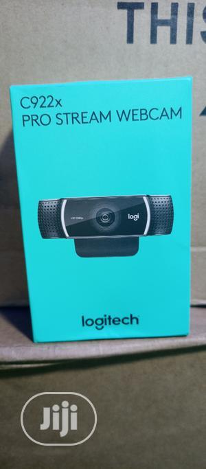 Logitech C922X PRO Stream Webcam | Computer Accessories  for sale in Lagos State, Ikeja