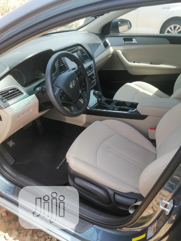 Hyundai Sonata 2016 Blue | Cars for sale in Katampe, Abuja (FCT) State, Nigeria