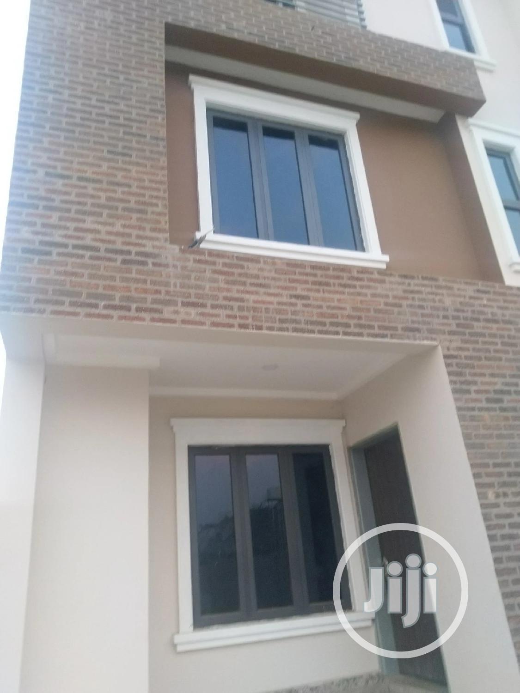 Brand New 4 Bedrooms Terrace Duplex With Boys Quta at Jahi