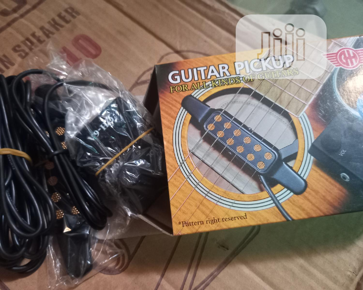 Guitar Pickup for All Kinds of Guitars.