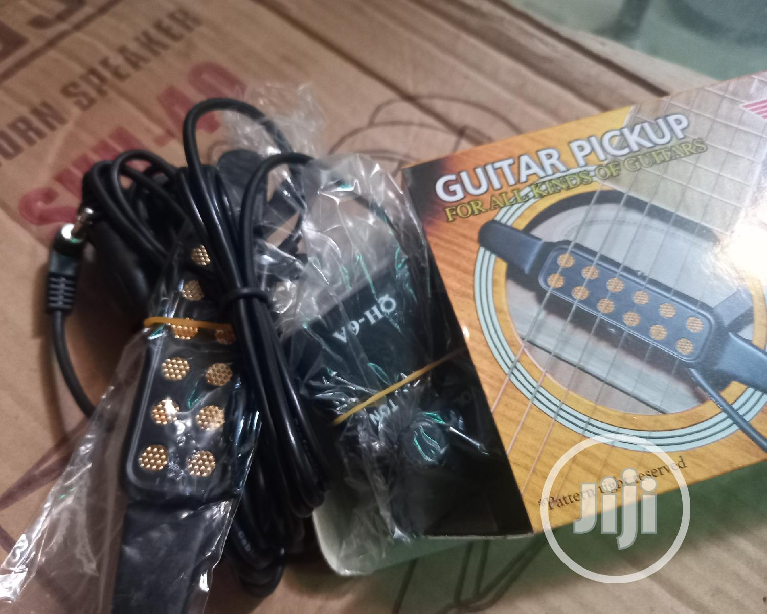 Guitar Pickup for All Kinds of Guitars. | Musical Instruments & Gear for sale in Ikeja, Lagos State, Nigeria
