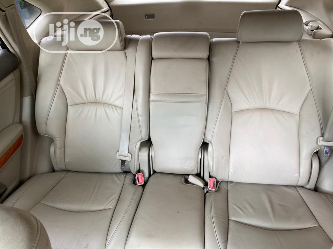 Lexus RX 2007 350 White | Cars for sale in Surulere, Lagos State, Nigeria