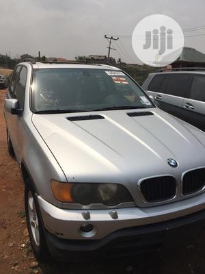 BMW X5 2003 3.0d Silver | Cars for sale in Ogun State, Ado-Odo/Ota