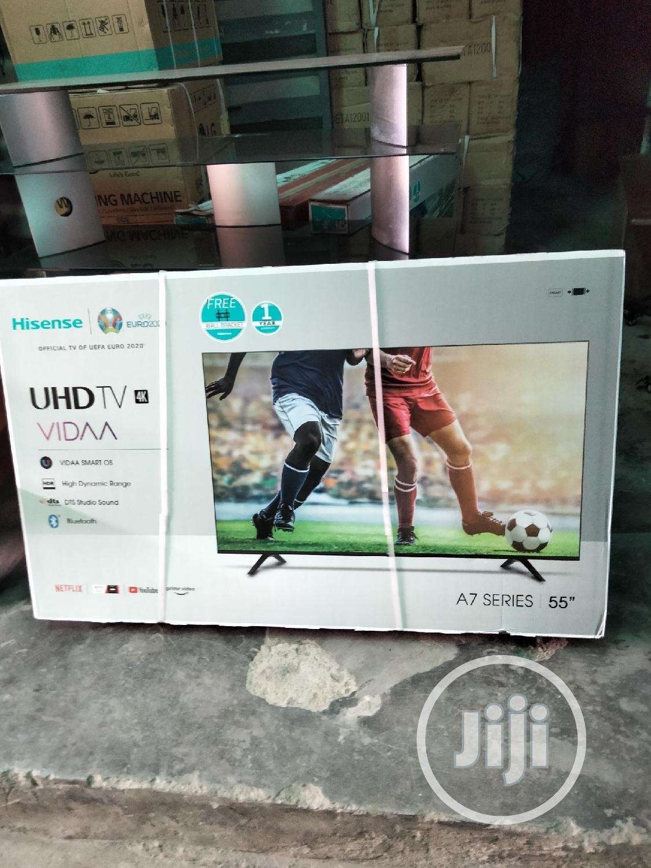 "Archive: Hisense 55"" A7100f Smart Led TV Series 7"