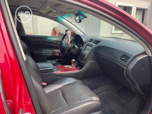 Lexus GS 2010 350 Red | Cars for sale in Lagos State, Ikeja
