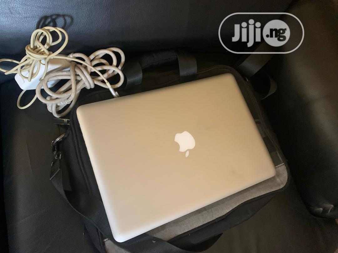 Archive: Laptop Apple MacBook 2012 8GB Intel Core I5 HDD 500GB